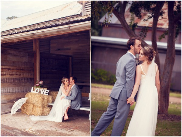 Rustic Wedding Inspiration