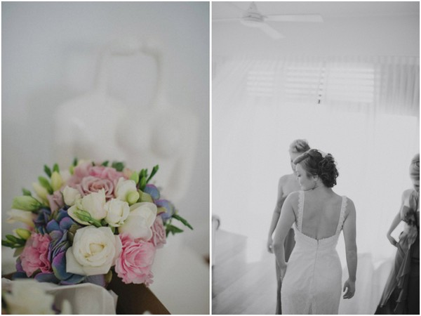 Pastel Toned Bridal Bouquet | Love Wed Bliss