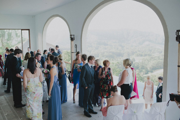 Coffs Harbour Wedding At Villa Vivante From David Moore