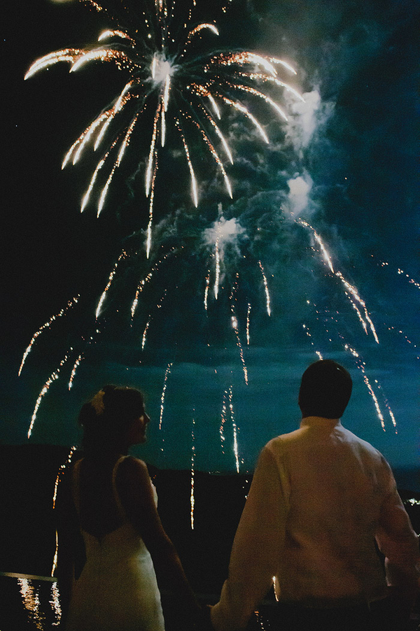 Wedding Fireworks Coffs Harbour | Love Wed Bliss