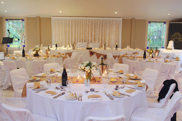 Tamworth Wedding Reception
