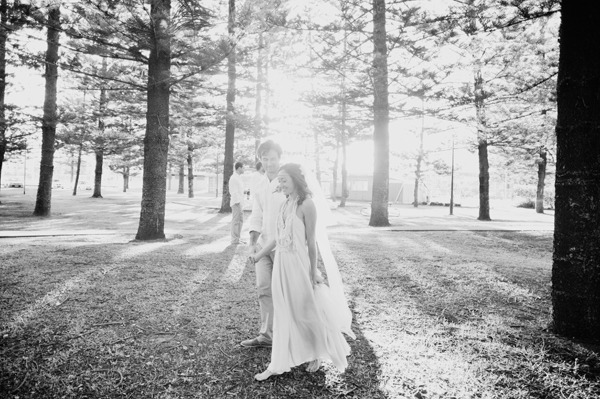 Bohemian Wedding on Broadbeach