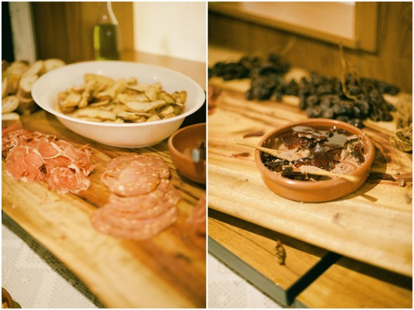 Spanish Tapas for Wedding