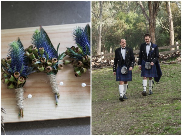 Victoria Country Wedding