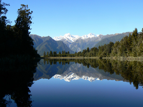 Lake Matheson Guest Post: The Marriage of Iconic Views of New Zealand with Wedding Destinations