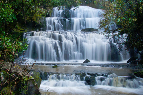 Purakaunui Falls Guest Post: The Marriage of Iconic Views of New Zealand with Wedding Destinations