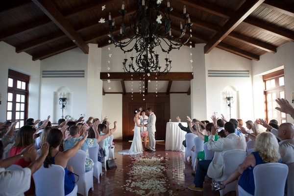 Costa Rica Destination Wedding Ceremony