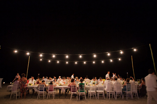 Costa Rica Destination Wedding Reception