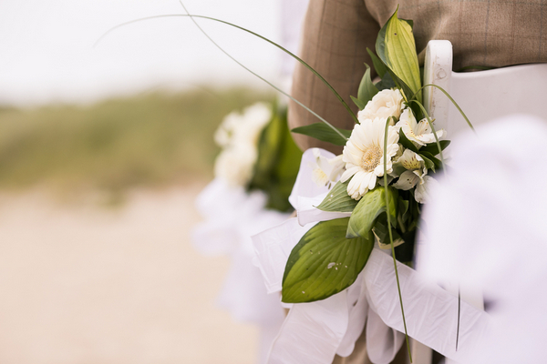 Martha's Vineyard Wedding Bouquet