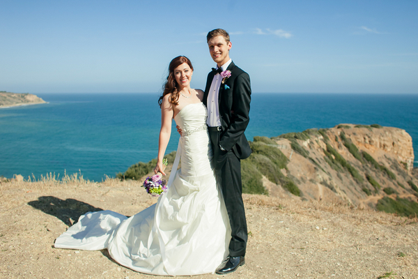 Beach Wedding Palos Verdes