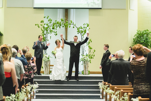 Ontario Church Ceremony