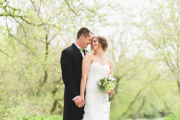 Rustic Wedding in Ontario Canada