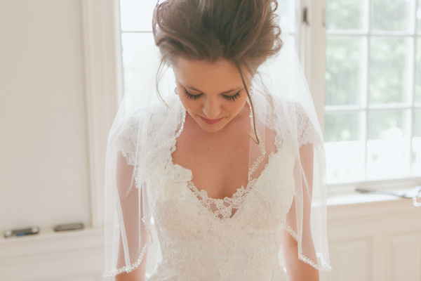 Casual Elegant Bride in Kentucky