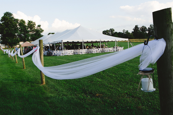 Marquee Wedding Kentucky