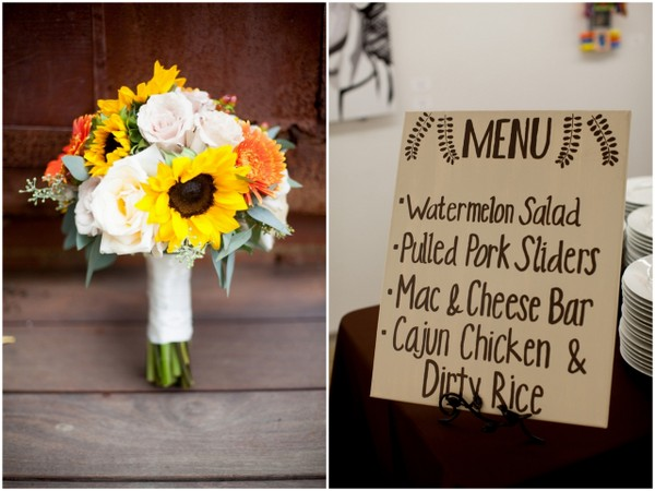 Industrial Vintage Wedding Ideas