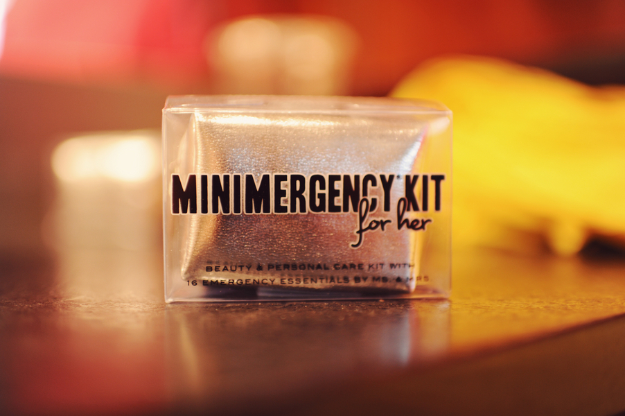 Bride Mini Emergency Kit