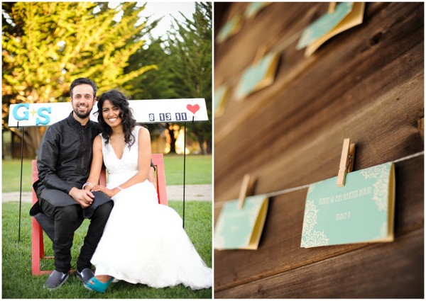 jewish indian wedding california Indian Jewish Wedding from Bellalu Photography