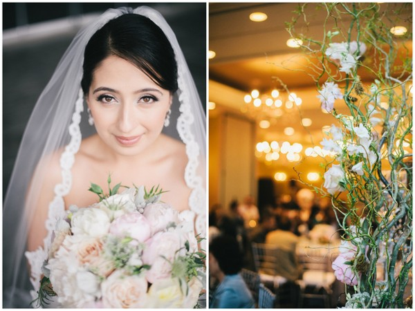 Elegant Indian Fusion Wedding
