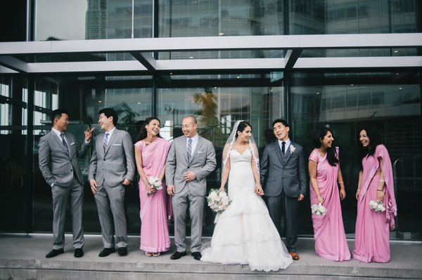 Indian Fusion Wedding Vancouver