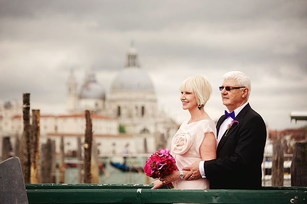 Australian Wedding in Venice Italy from My Italian Wedding Planner