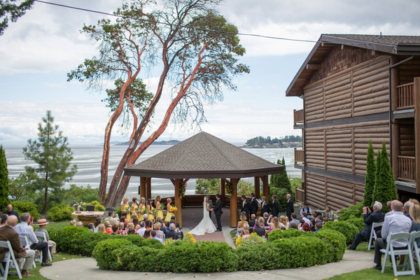 Tigh-Na-Mara Wedding