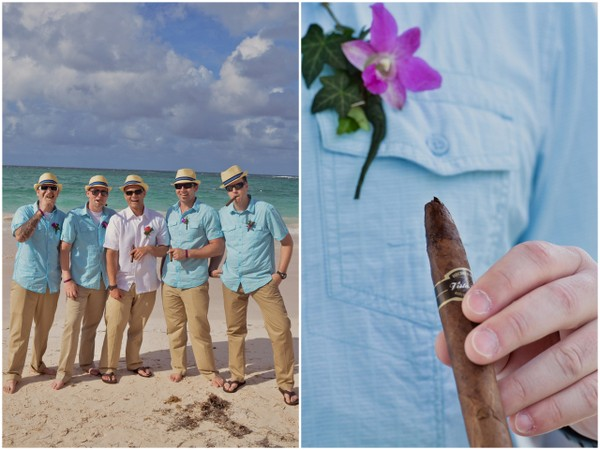 Balmy Beach Wedding They Kept Things Relaxed Laid Back And Fun With A Beautiful Side Gazebo Ceremony Blue White Palette