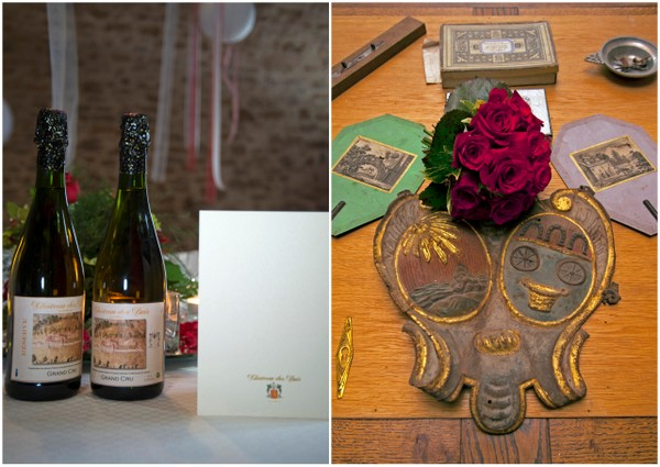 Traditional French Wedding Details