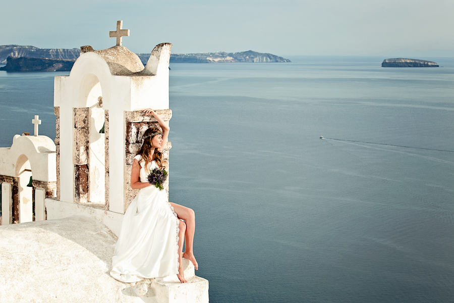 Santorini Destination Wedding Greece