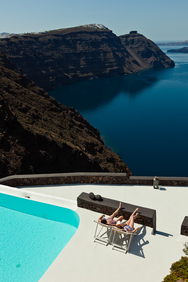 Santorini Destination Wedding Location