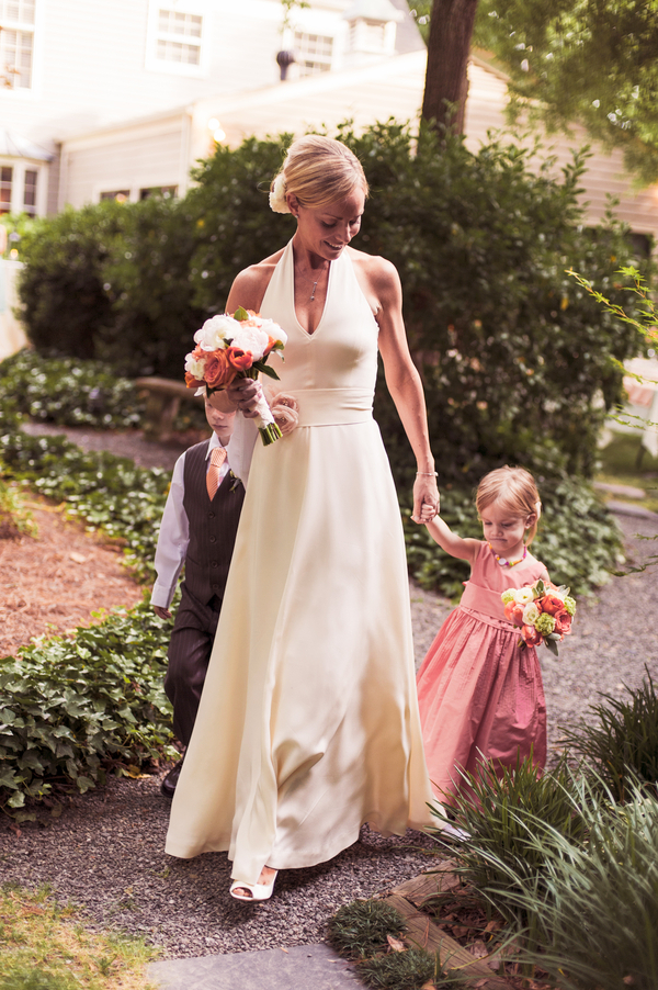 North Carolina Garden Wedding