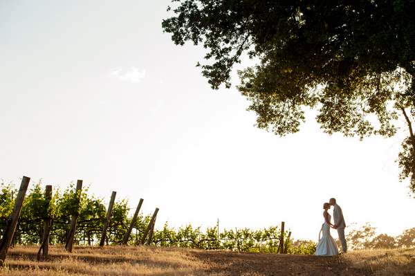 DIY Vineyard Wedding California