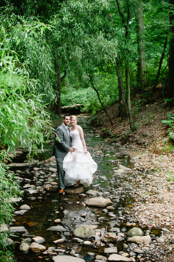 New Jersey Botanical Garden Wedding