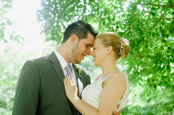New Jersey Garden Wedding