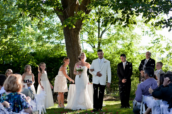 Washingtonville Garden Wedding