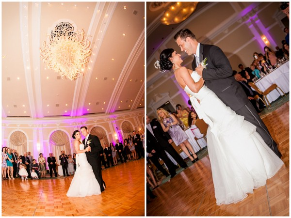 majestic ballroom wedding 13 Majestic Renaissance Vinoy Wedding by Gary Kaplan Photography