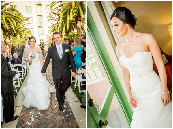 Renaissance Vinoy Resort Wedding