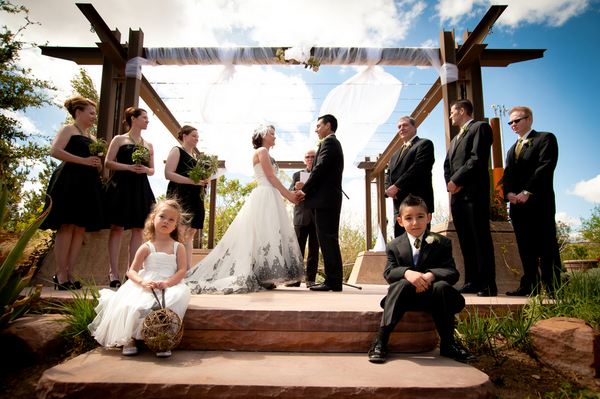 Eco Friendly Ceremony Las Vegas | Love Wed Bliss