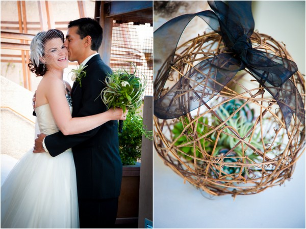 Eco Friendly Las Vegas Wedding | Love Wed Bliss
