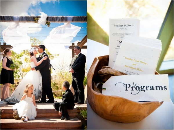 Environmentally Friendly Wedding Las Vegas | Love Wed Bliss