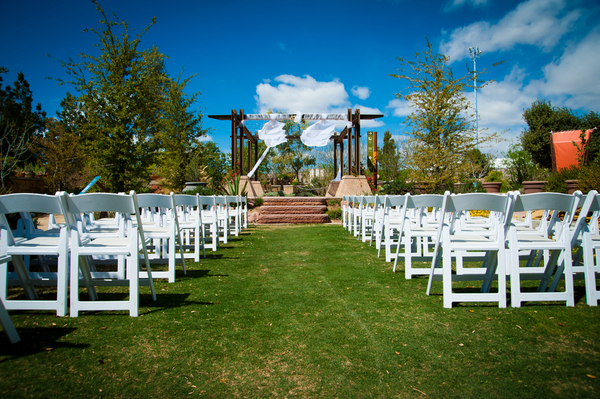 Springs Preserve Las Vegas Eco Friendly Ceremony | Love Wed Bliss