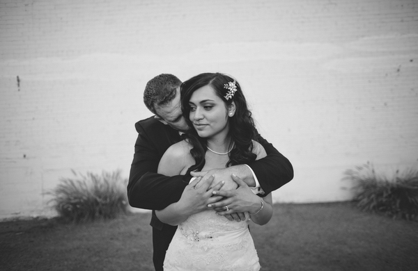 Industrial Wedding Arizona