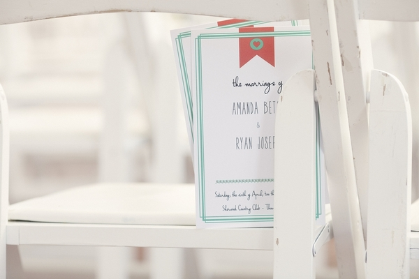 Red and Pink Wedding Decor
