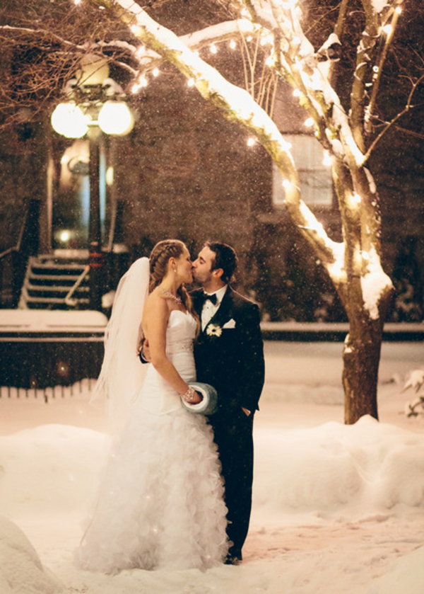 Ottowa Winter Wedding
