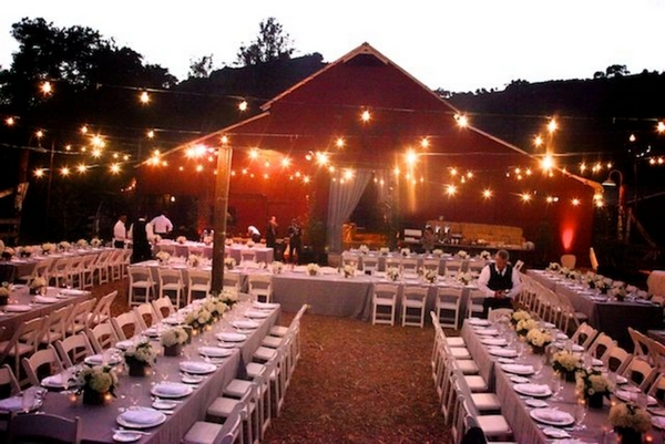 Barn Wedding Ojai Valley