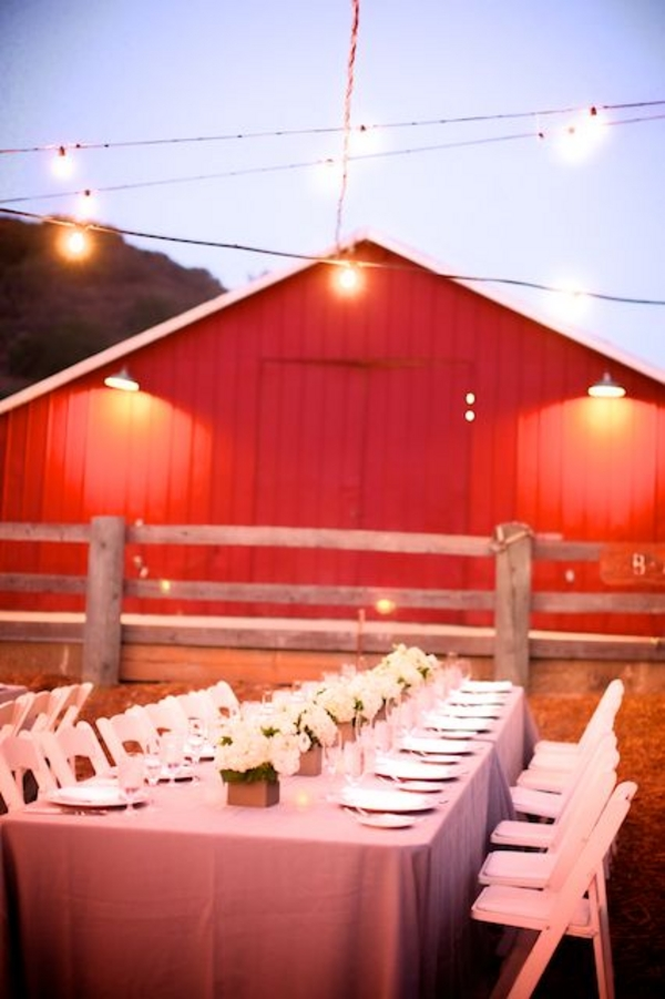 Ojai Valley Inn Barn Wedding