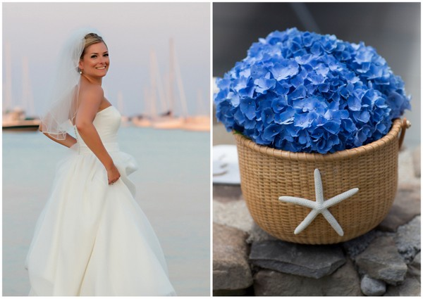 Maritime Themed Wedding Ideas