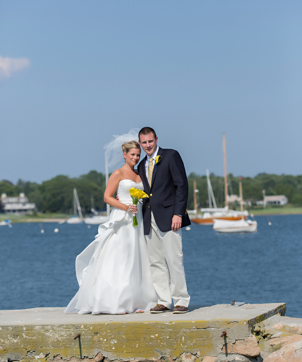 Seaside Massachusetts Wedding