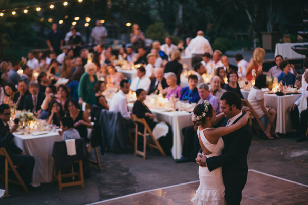 Bandy Canyon Ranch Wedding Reception | Love Wed Bliss