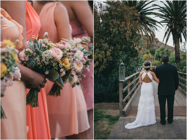 Pink & Coral Wedding | Love Wed Bliss