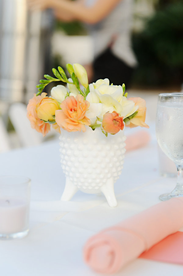 Pretty Wedding Decor Florida